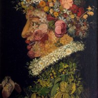 Learning from Arcimboldo. Spring