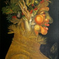 Learning from Arcimboldo. Sumer