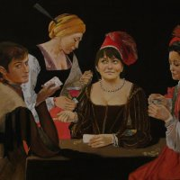 My contemporaries in Georges de la Tour